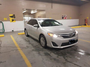 2012 Toyota Camry LE -- NAV - LEATHER Sedan - SAFETY+ETEST INCL.
