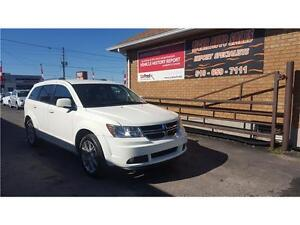 2011 DODGE JOURNEY  CREW ****ONLY 102 KMS **** TOUCH SCREEN*****