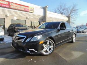 2011 MERCEDES BENZ E-350 4MATIC **EXECUTIVE PKG**