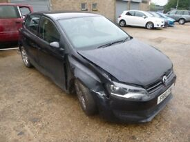 VOLKSWAGEN POLO - FR10FNA - DIRECT FROM INS CO