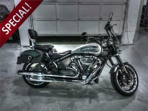 2009 Yamaha XV1700 - Z012NP - No Payments For 1 Year**
