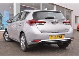 Toyota Auris VVT-I ICON (silver) 2016-09-15