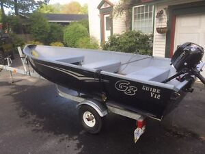 Boat, Outboard & Trailer package - Excellent Condition