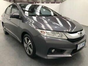 2014 Honda City GM MY15 VTi-L Grey Continuous Variable Sedan