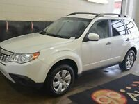 2011 Subaru Forester 2.5 X Convenience Package 4dr All-wheel Dri