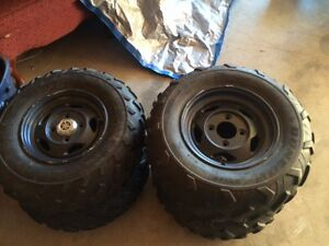 Grizzly tires