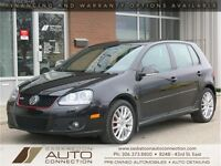 2007 Volkswagen Golf GTI ***LEATHER & ONLY 62,000 KM***