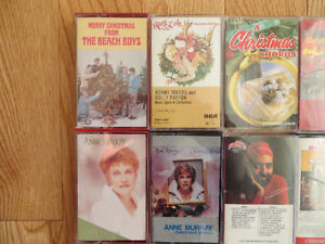 VARIOUS CHRISTMAS CASSETTES Kitchener / Waterloo Kitchener Area image 2