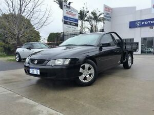 2003 Holden Commodore VY II ONE Tonner S Black 4 Speed Automatic Cab Chassis Beckenham Gosnells Area Preview