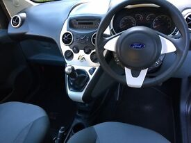 Ford Ka Zetec, 3 door, economical and cheap to tax
