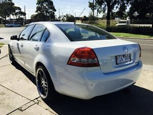 2009 Holden Berlina VE MY09.5 4 Speed Automatic Sedan