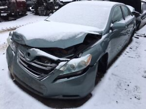 2007 Toyota Camry Hybrid just in for parts at Pic N Save!
