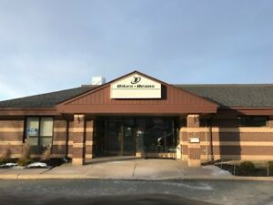 Quispamsis Office Space - 1155 sf, heat/light included