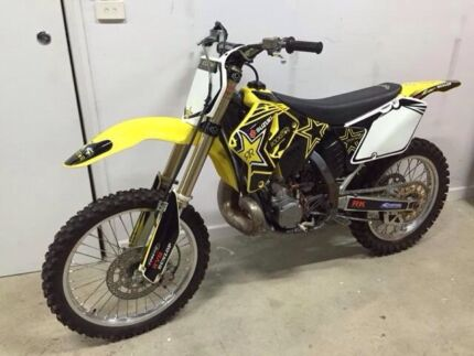 Suzuki RM250 bike in good condition  Glenelg East Holdfast Bay Preview