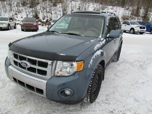 2011 Ford Escape Limited 4dr 4x4