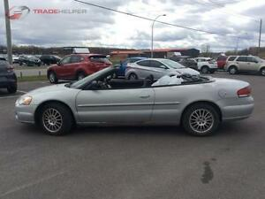 Chrysler sebring 2006 convertible depot $500 514-793-0833