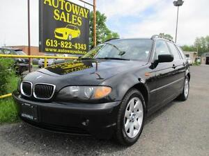 2004 BMW 325 XI AWD 2.5L Automatic
