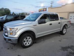 Ford F-150 2015 SuperCrew-XLT-5.0V8-4X4-Camera a vendre