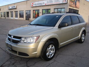ONE OWNER !  7 PASSENGER ! 2010 DODGE JOURNEY