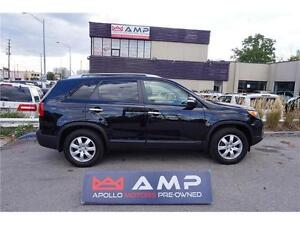 2013 Kia Sorento LX FWD AUTO 4cyl 100% Credit Approved