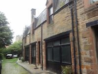 Lovely 2 bed Mews flat with garden. Garage by separate negotiation.