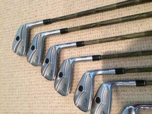 Edel Single Length Irons - Custom Built 4-PW