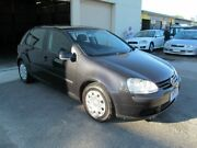 2004 Volkswagen Golf 1K 1.6 Trendline Black 6 Speed Tiptronic Hatchback Werribee Wyndham Area Preview