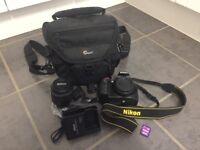 Nikon D3200 DSLR Camera