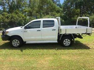 Toyota Hilux SR manual Tallebudgera Gold Coast South Preview