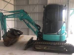 kobelco sk35 excavator Kilsyth Yarra Ranges Preview