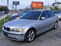 2005 BMW 3-Series, Accident Free, Very Nice Car. Hamilton Ontario Preview