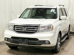2012 Honda Pilot Touring 4WD w/ Navigation, Rear DVD, Leather, S