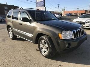 2005 Grand Cherokee LIMITED 5.7 HEMI GARANTIE 1 AN