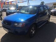 2007 Ford Territory SY SR (RWD) 4 Speed Auto Seq Sportshift Wagon Evanston South Gawler Area Preview