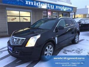 2014 Cadillac SRX Luxury/ AWD/ Backup cam/ FULLY LOADED!
