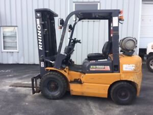 Used 5000lb Forklift w/ Safety Inspection + Warranty