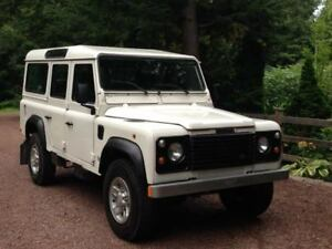 1985 Land Rover Defender SUV, Crossover