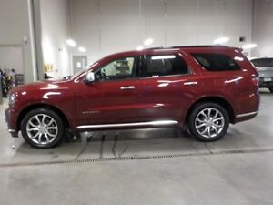 2017 Dodge Durango CITIDEL with TECHNOLOGY GROUP