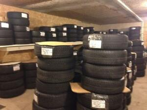 WE HAVE LOADS OF USED SINGLE TIRES FOR SALE