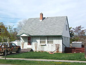 3 bdrm 1 bath 2 level Home located in the popular East Hill area