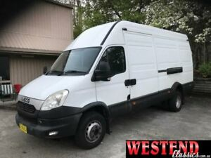 2012 Iveco Daily 70C17 White Van Lisarow Gosford Area Preview