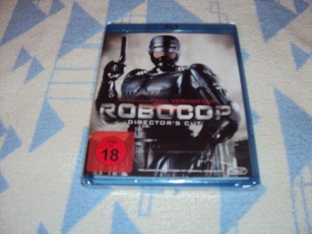 RoboCop (Director's Cut) [Blu-ray] NEU OVP Peter Weller
