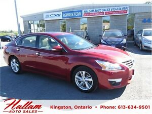 2013 Nissan Altima 2.5 SL, Sunroof,Leather,Navigation,Bluetooth