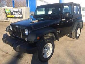 2016 Jeep Wrangler Sport ONLY 14K - $25,450