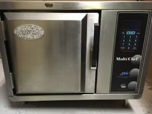 MultiChef Commercial Oven