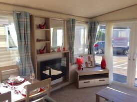 Brand new Luxury Static caravan for sale at Trecco Bay