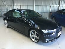 2006 BMW 335i E92 Black 6 Speed Steptronic Coupe Mudgeeraba Gold Coast South Preview