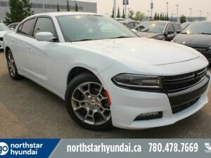 2015 Dodge Charger RALLYE/AWD/REDLEATHER/TECHPKG