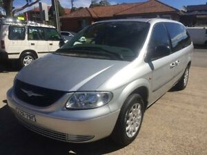 2004 Chrysler Voyager RG 4th Gen MY04 SE Silver 4 Speed Automatic Wagon Yagoona Bankstown Area Preview