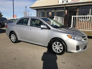 2012 Toyota Corolla LE, LOCAL TRADE